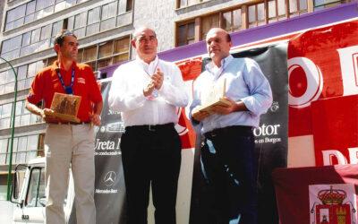 Siglo XXI: La Vuelta a Burgos, ya consolidada en el calendario internacional, hace un reconocimiento a los corredores de la tierra.