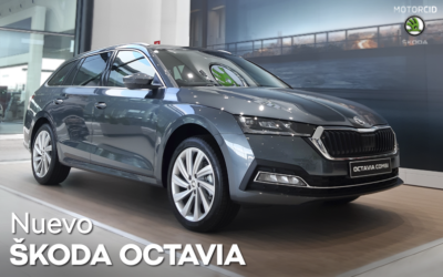 Nuevo ŠKODA Octavia en Motorcid