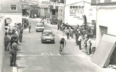 1984: Continúa y se afianza la relación de Grupo Ureta Automóviles con la Vuelta a Burgos.