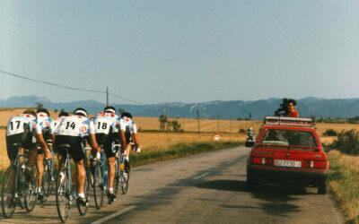 1987: La Vuelta a Burgos se consolida y estrena su palmarés de prueba internacional