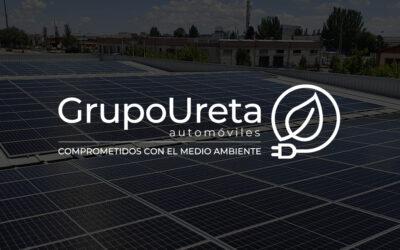 Instalación solar fotovoltaica en nuestras instalaciones de Aranda de Duero
