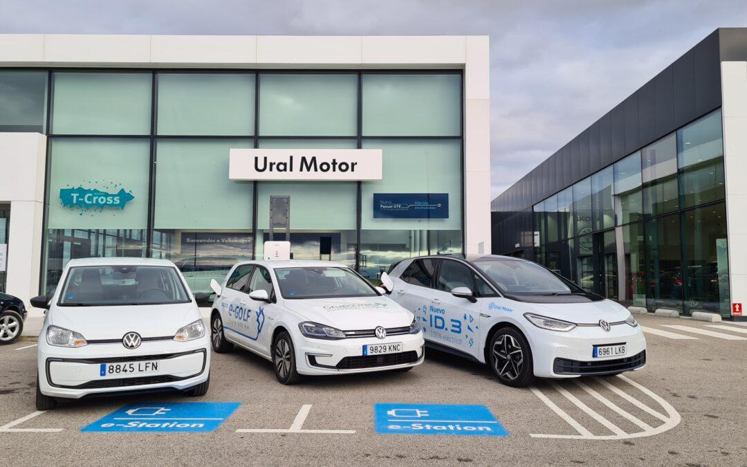 Los 100% eléctricos de Volkswagen en Ural Motor