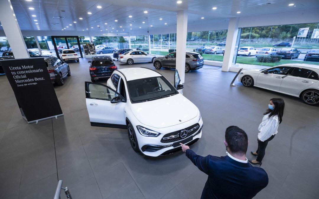 GLA 250e, espíritu Mercedes ahora híbrido enchufable