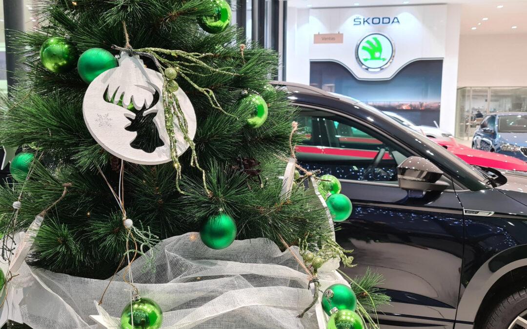 Llegó la Navidad a Grupo Ureta Automóviles