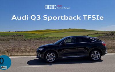 Nuevo Audi Q3 Sportback TFSIe, el SUV eléctrico coupé.