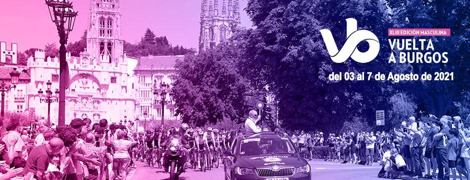 Equipos participantes en la XLIII Vuelta a Burgos