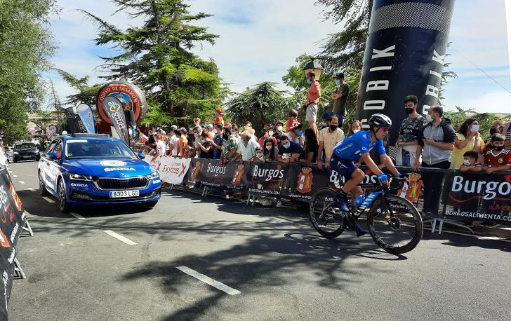 Comienza la Vuelta a Burgos 2021 con victoria para Edward Planckaert (Alpecin) en la primera etapa.