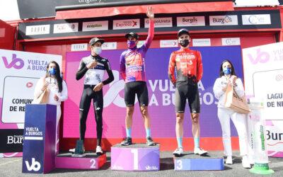 Mikel Landa se lleva la Vuelta a Burgos 2021 y Hugh Carthy gana en las Lagunas de Neila