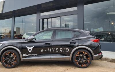 Las últimas novedades en 100% eléctricos e híbridos de Grupo Ureta Automóviles